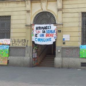 Scuola elementre Brunacci Milano