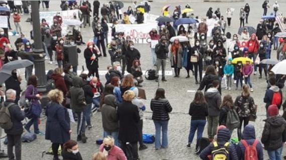 Assemblea piazza Vittorio 10 aprile 2021