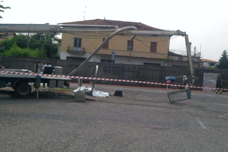 Incidente Alternanza Scuola Lavoro a Rovato - Brescia